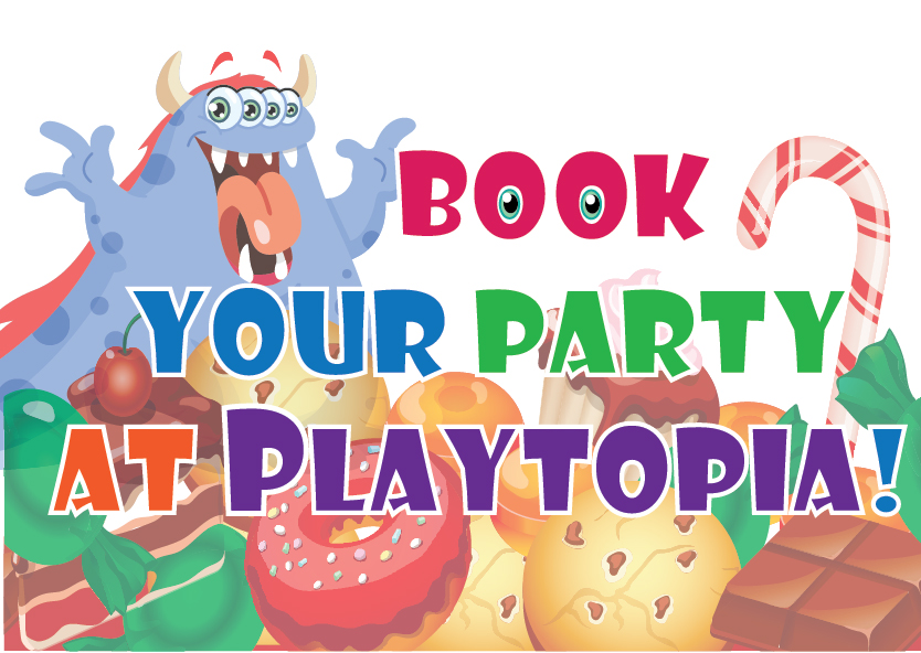 Playtopia birthday party